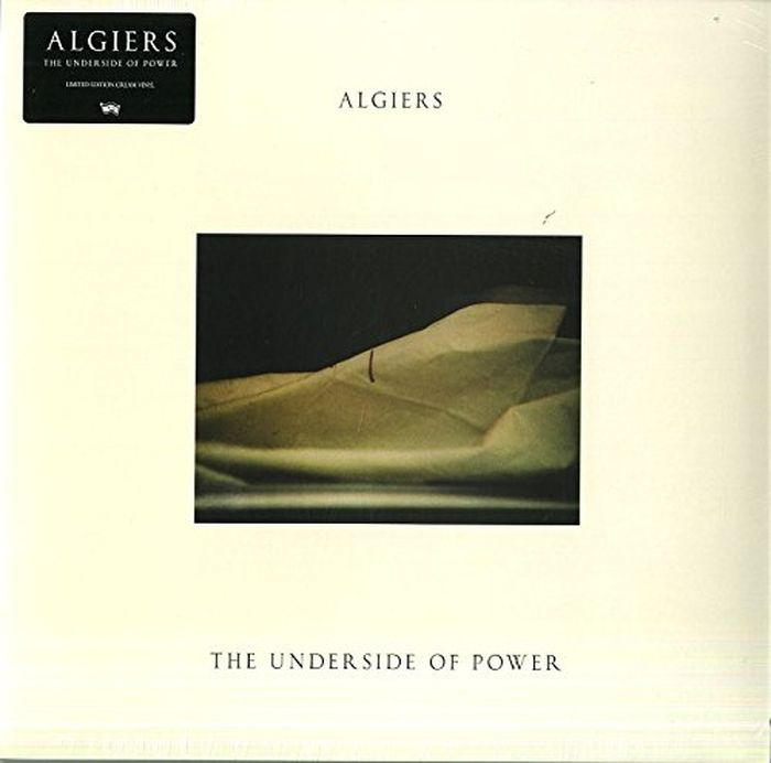 Algiers Algiers. The Underside Of Power (LP) отсутствует an epitome of the history of algiers