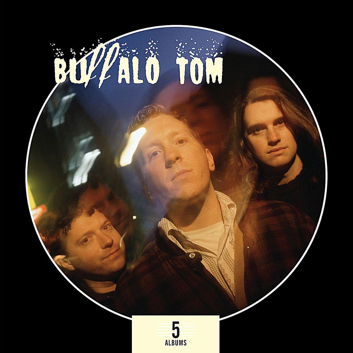 лучшая цена Buffalo Tom Buffalo Tom. 5 Albums (5 CD)