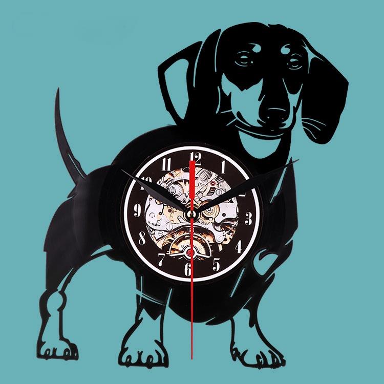 Настенные часы Такса