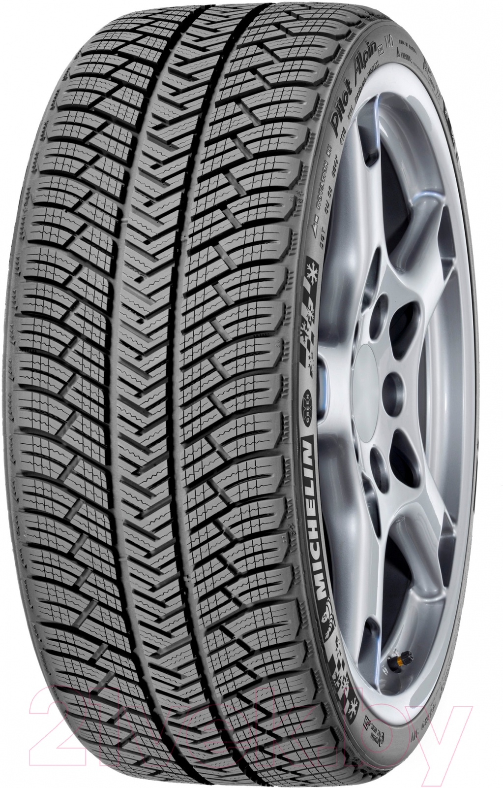 Автомобильные шины 315/35R20 110V XL Michelin Pilot Alpin PA4 N0