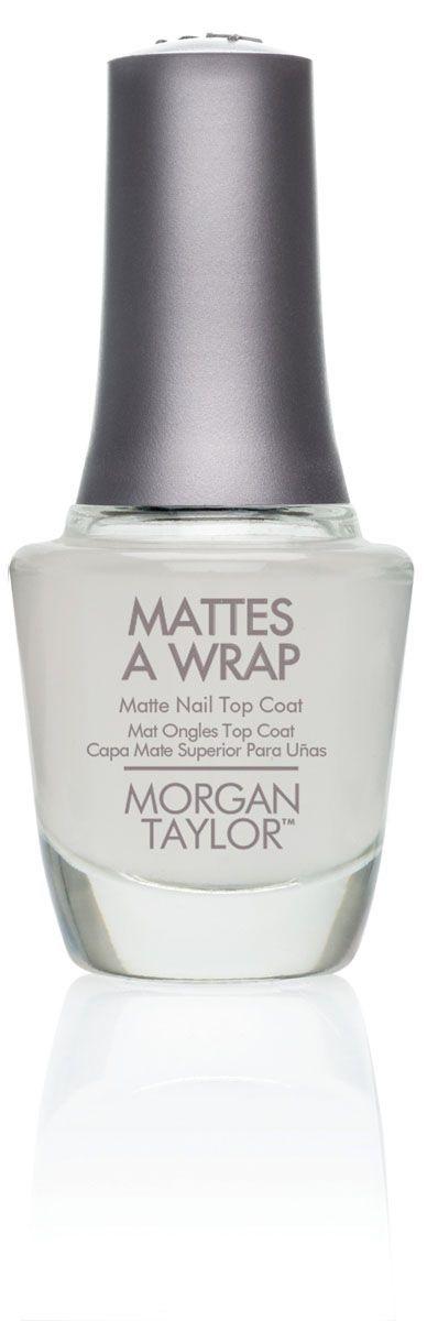 Morgan Taylor Go Ahead And Grow /Укрепляющее базовое покрытие для тонких ногтей, 15 мл