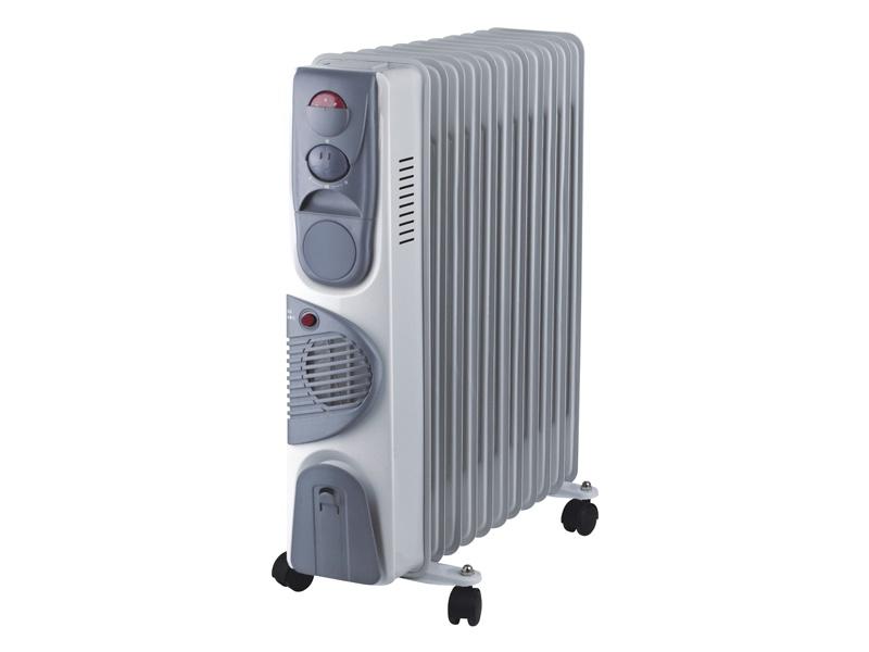 Радиатор масляный Oasis BВ-25Т (11секц. )  2. 9 кВт OASIS