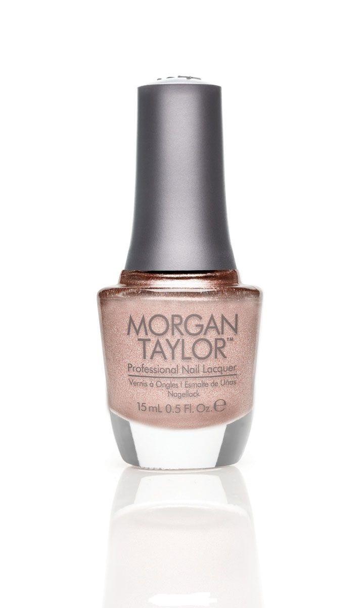 Morgan Taylor Лак для ногтей No Way Rose/Медный блеск, 15 мл