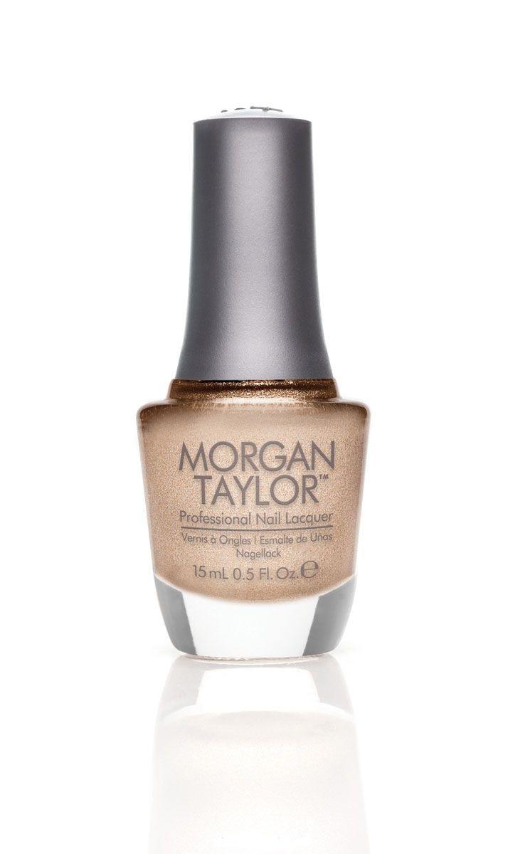 Morgan Taylor Лак для ногтей Bronzed & Beautiful/Бронзовый, 15 мл недорого
