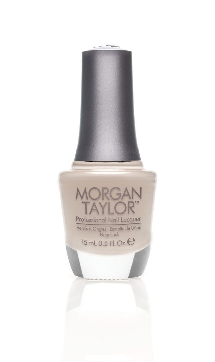 Morgan Taylor Лак для ногтей Birthday Suit/Молочный шоколад, 15 мл