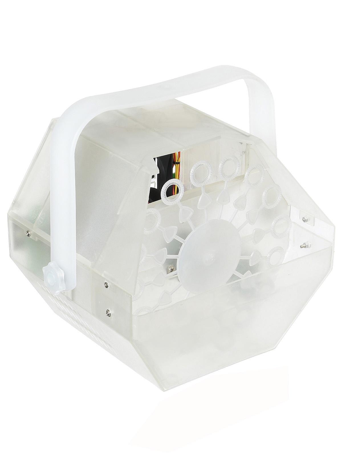 X-POWER X-021A LED AUTO - Генератор мыльных пузырей со светодиодной подсветкой