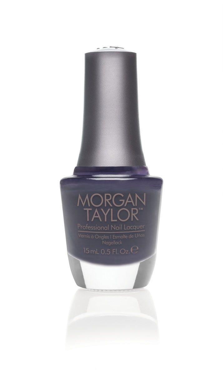 Morgan Taylor Лак для ногтей Hide & Sleek/Таинственный глянец, 15 мл