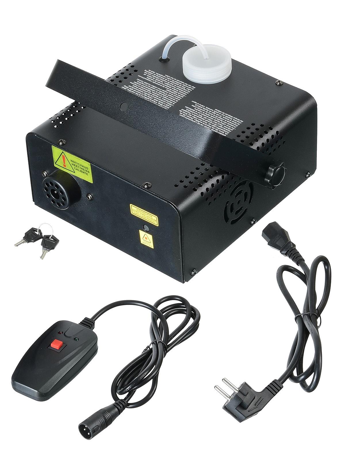 X-POWER X-03 Laser - Дым-Машмина со встроенным лазером