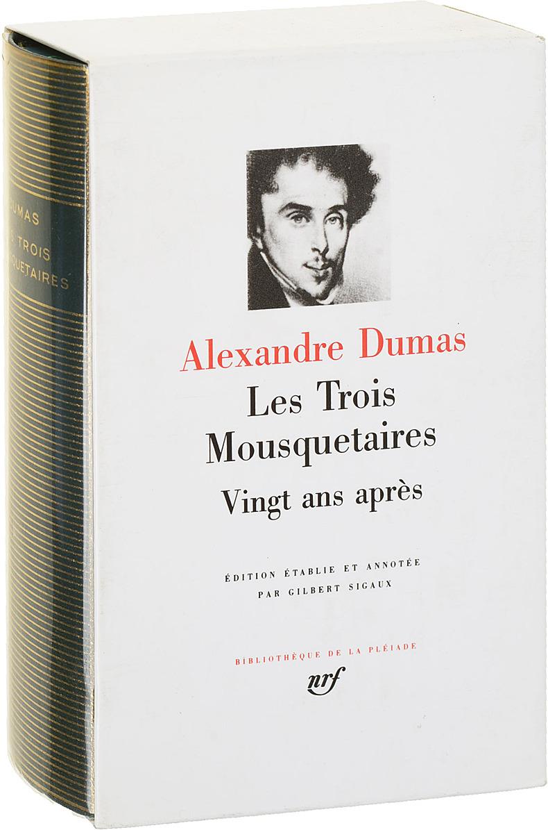 Alexandre Dumas Les Trois Mousquetaires -Vingt ans après цена