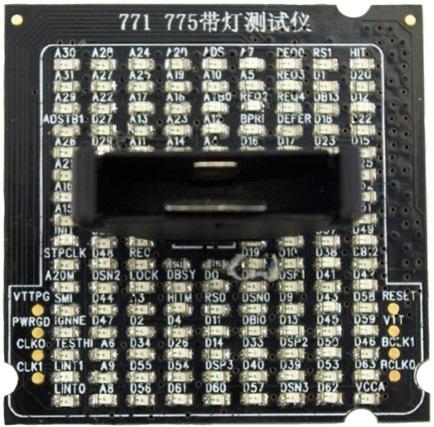 Тестер CPU Socket 775/771