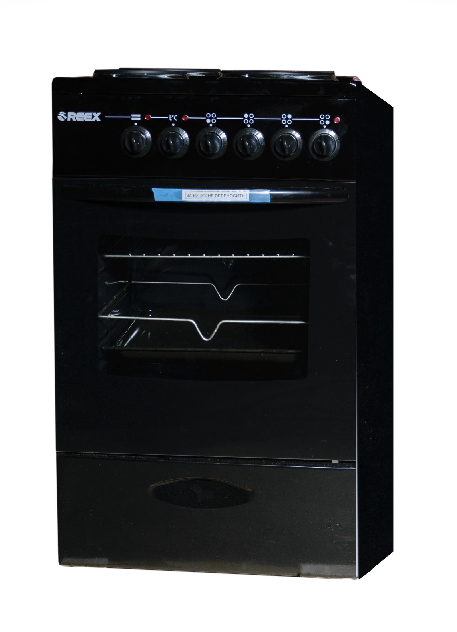 Электрическая плита CTE-54 sBk черный