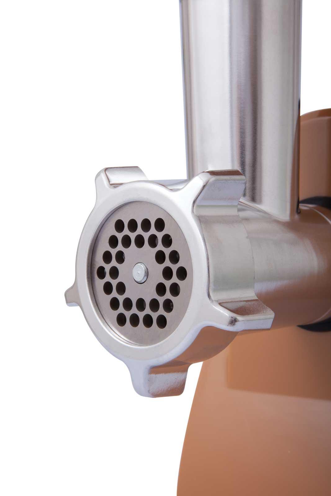 Мясорубка ECON электрическая, с реверсом и насадкой для кеббе, 1500 Вт ECON
