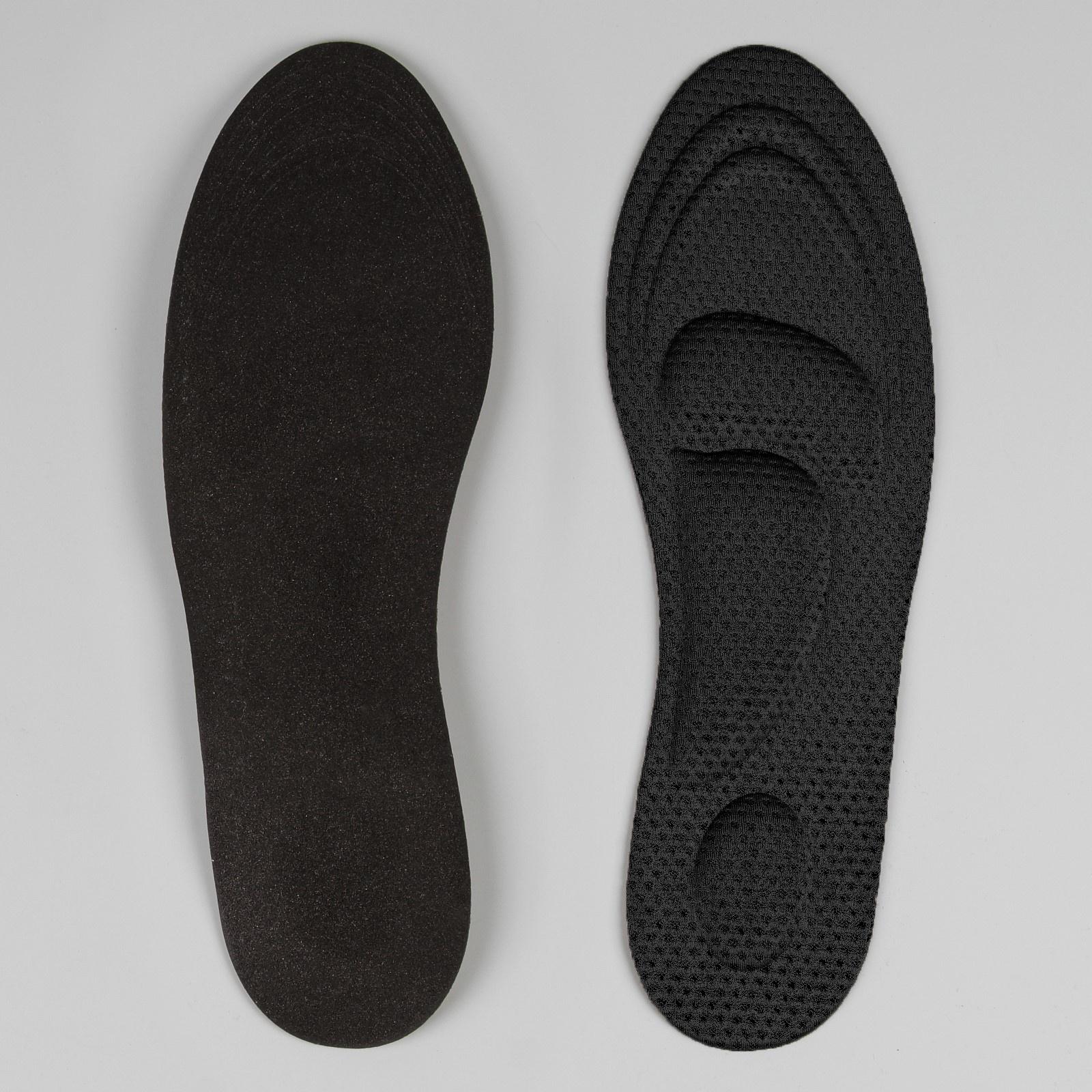 Стельки для обуви А М Дизайн, чёрный
