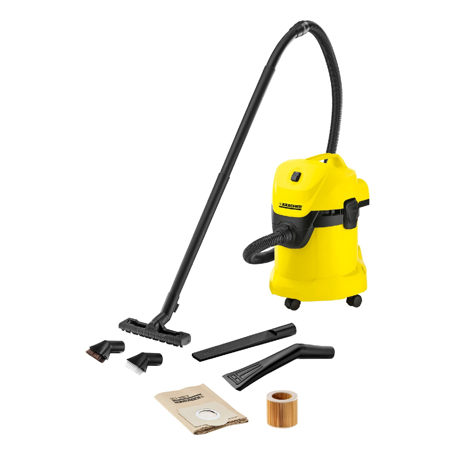 цена на Пылесос Karcher WD 3 CAR VAC,