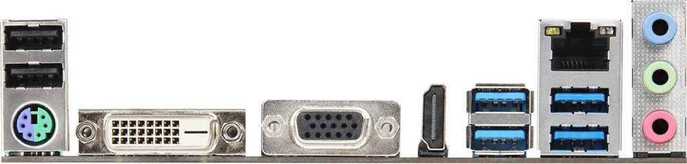 Материнская плата Asrock AB350M-HDV R4.0 Soc-AM4 AMD B350 2xDDR4 mATX AC97 8ch(7.1) GbLAN RAID+VGA+ цена и фото