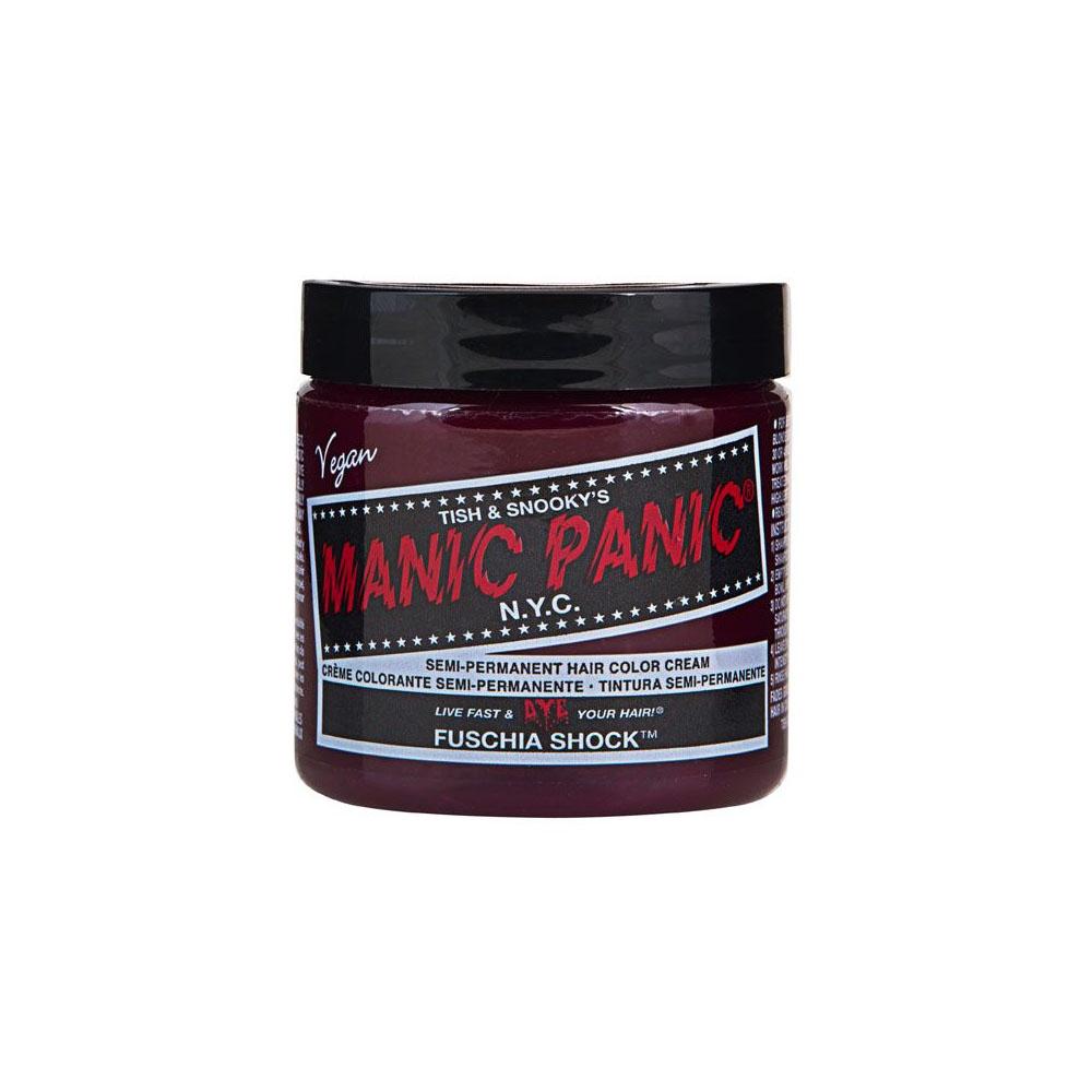 Краска для волос MANIC PANIC Classic Fuschia Shock MANIC PANIC