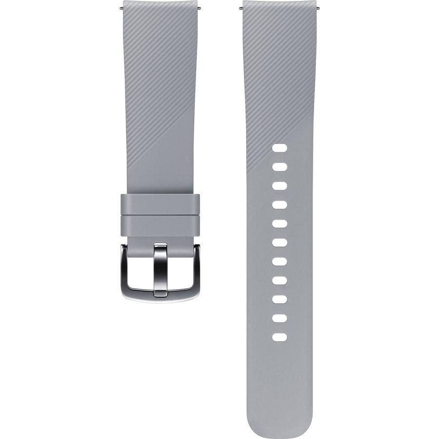 Ремешок Samsung ET-YSN60MJEGRU (Gear Sport) силикон / Gray цена и фото