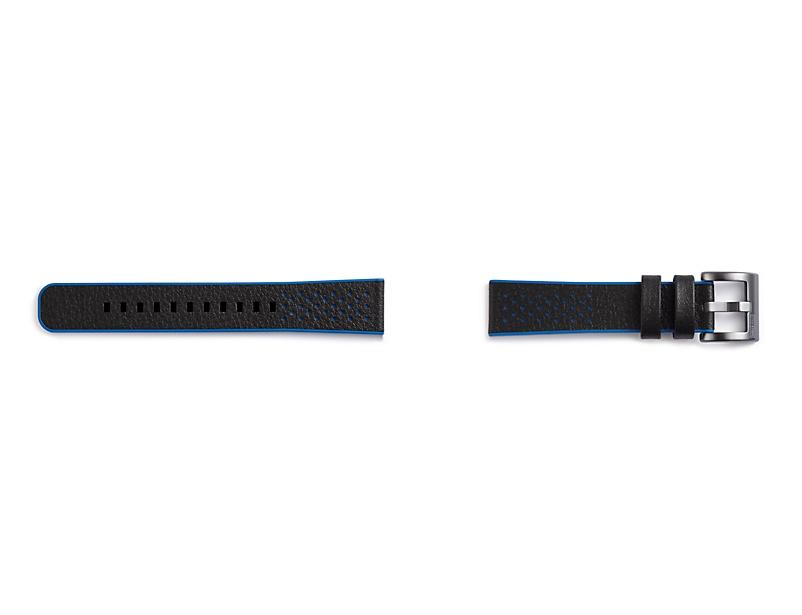 Ремешок Braloba Hybrid Sport для Galaxy Watch (42мм)/Gear Sport синий (GP-R600BREEAAA) ремешок samsung для samsung galaxy watch 46мм samsung gear sport серый