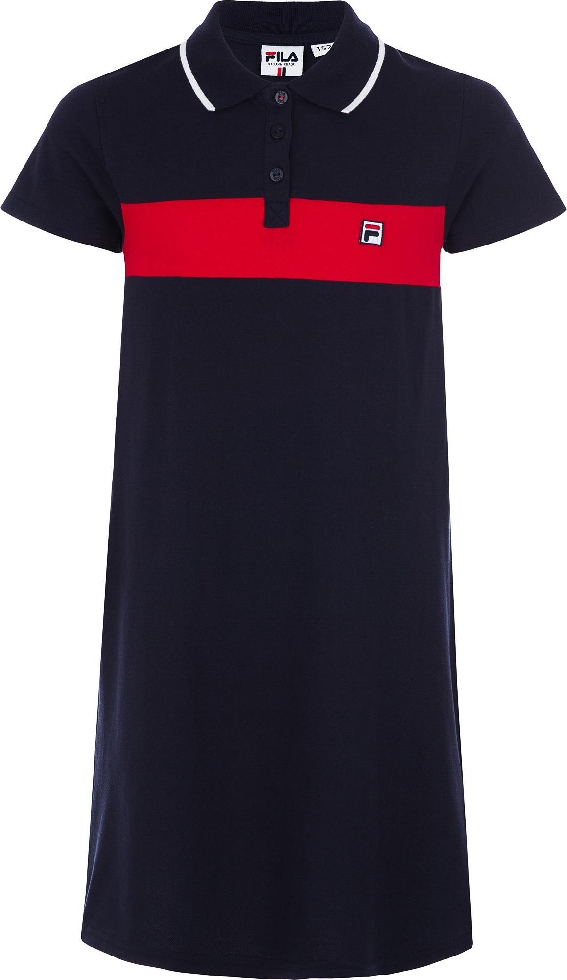 Платье Fila Girls Tennis Dress