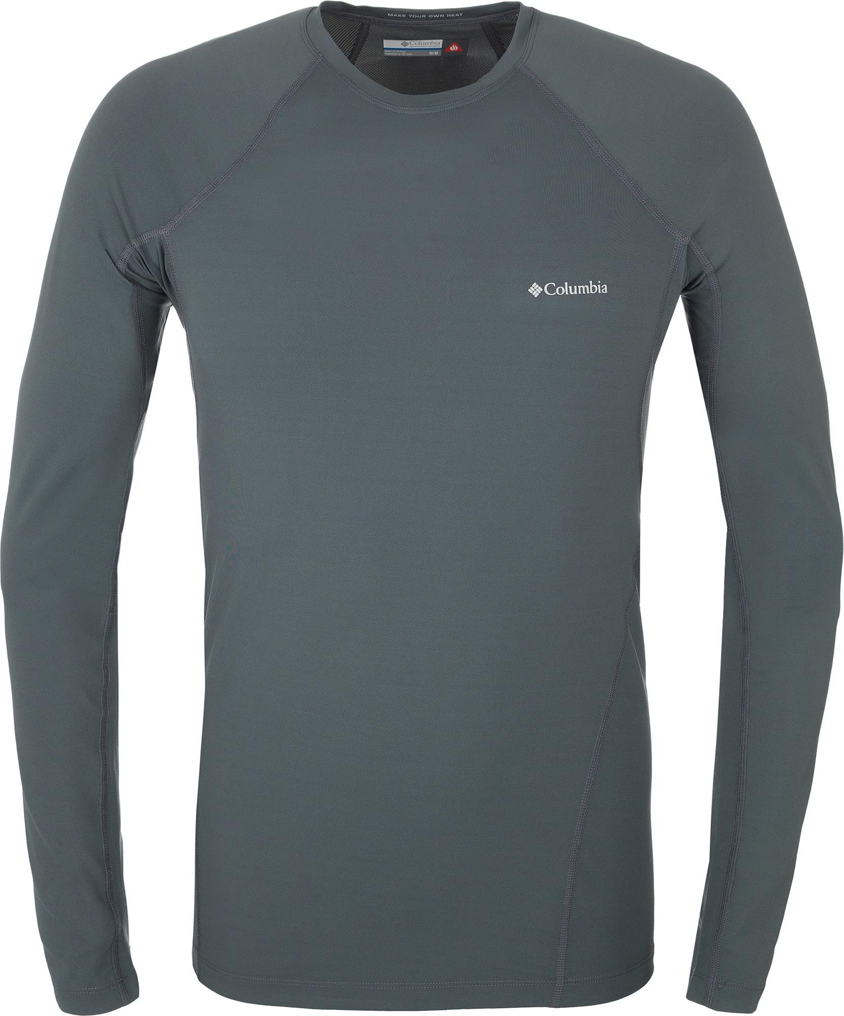 Термобелье футболка Columbia Midweight Stretch Long Sleeve Top