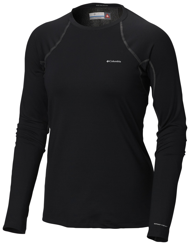 Термобелье футболка Columbia Heavyweight Stretch Long Sleeve Top