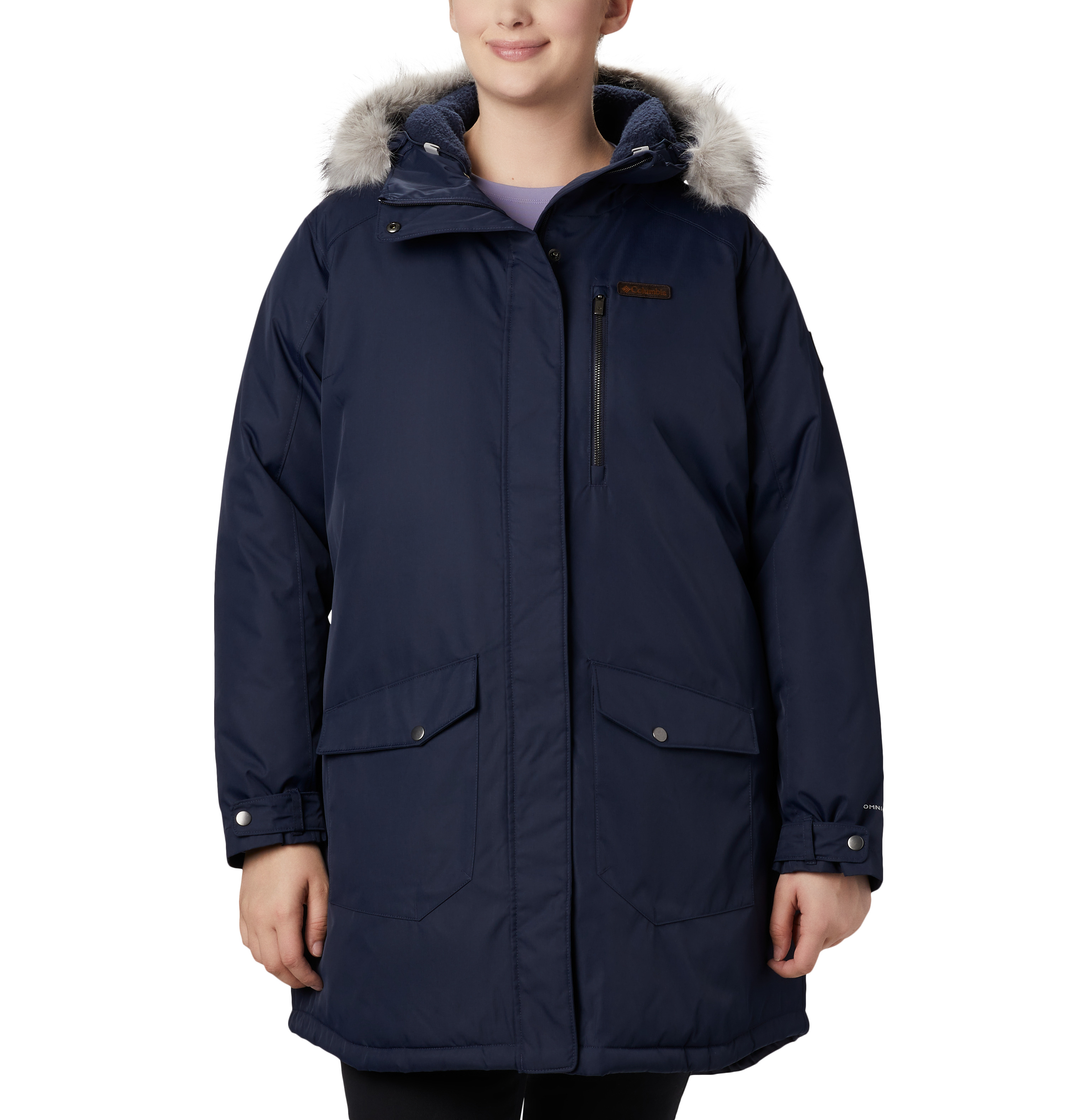 Куртка Columbia Suttle Mountain Long Insulated Jacket