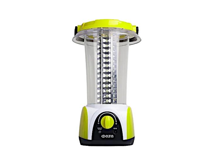 Фото - Кемпинговый фонарь ФАZA AccuF5-L84 зеленый фонарь jazzway alum1 l5w
