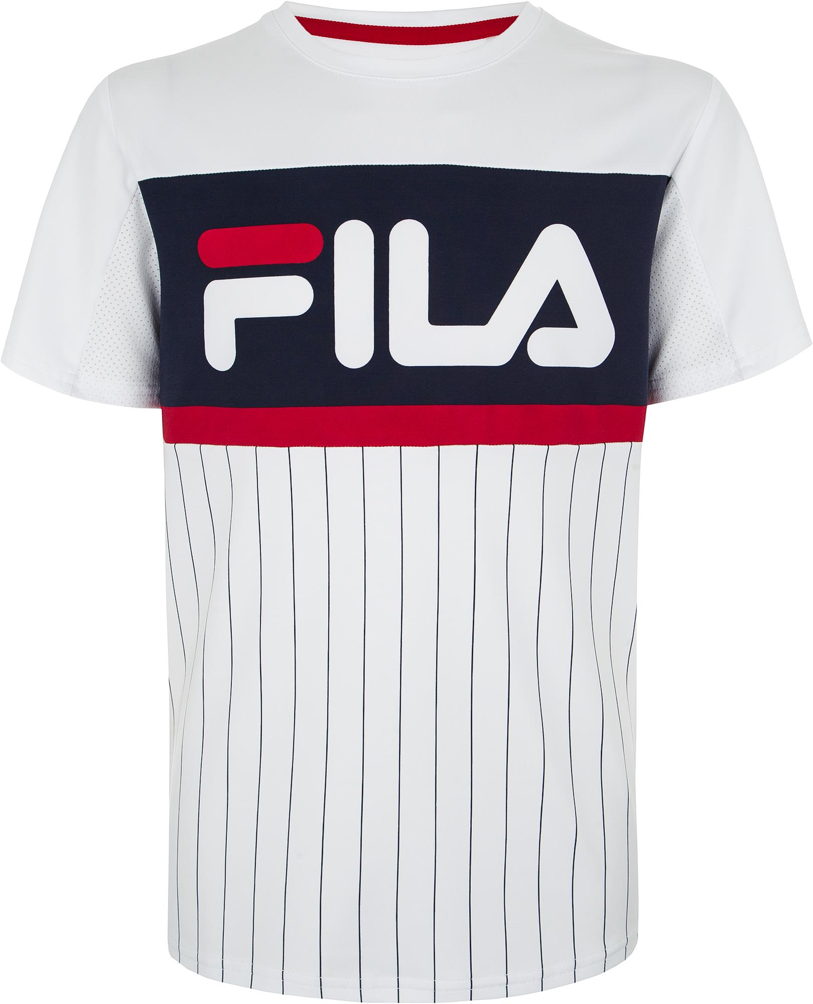 Футболка Fila Boys tennis T-shirt