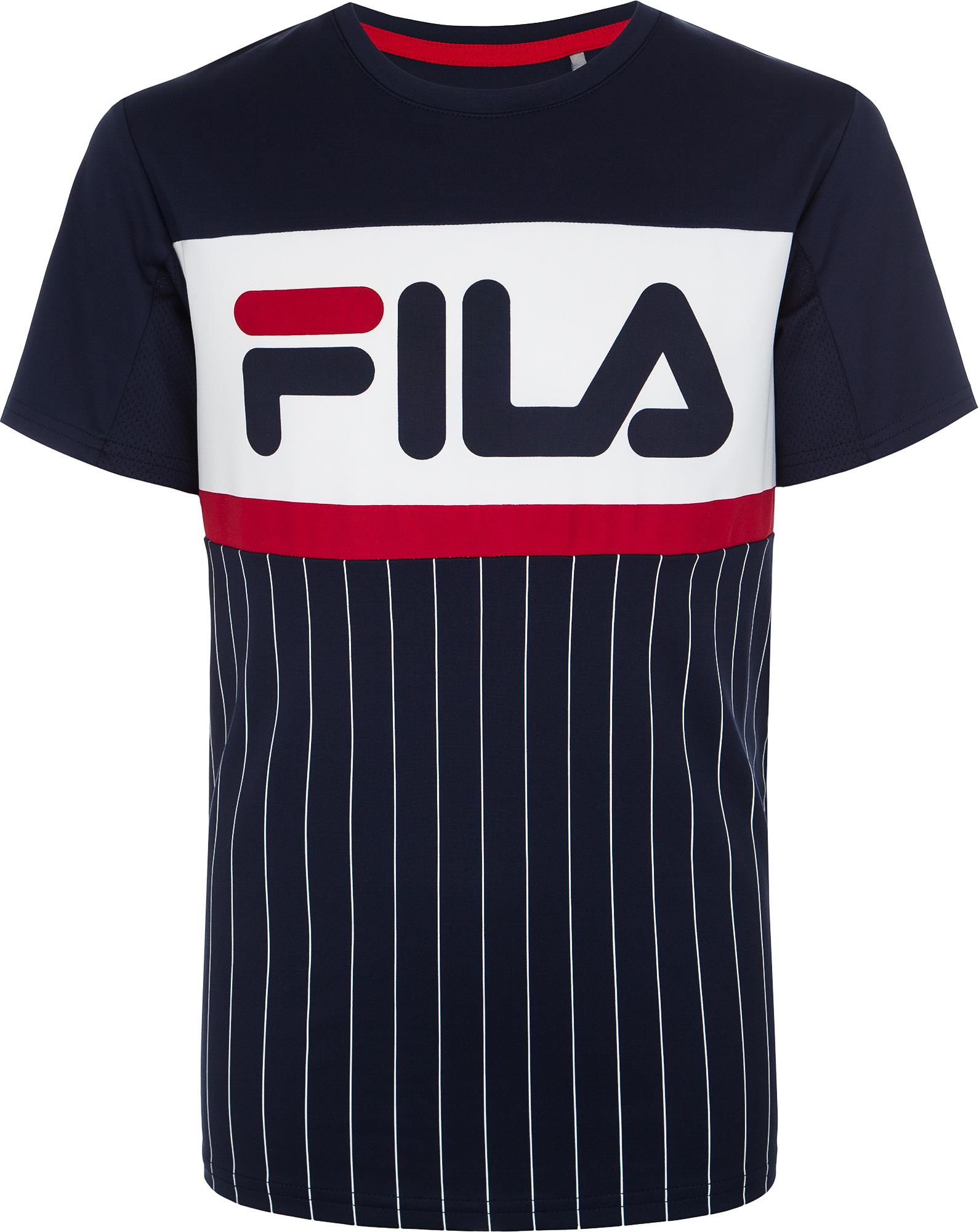 Футболка Fila Girls Tennis T-Shirt