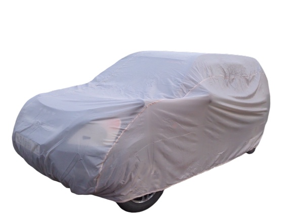 Фото - Тент чехол для автомобиля, ЭКОНОМ плюс для Toyota Corolla авто