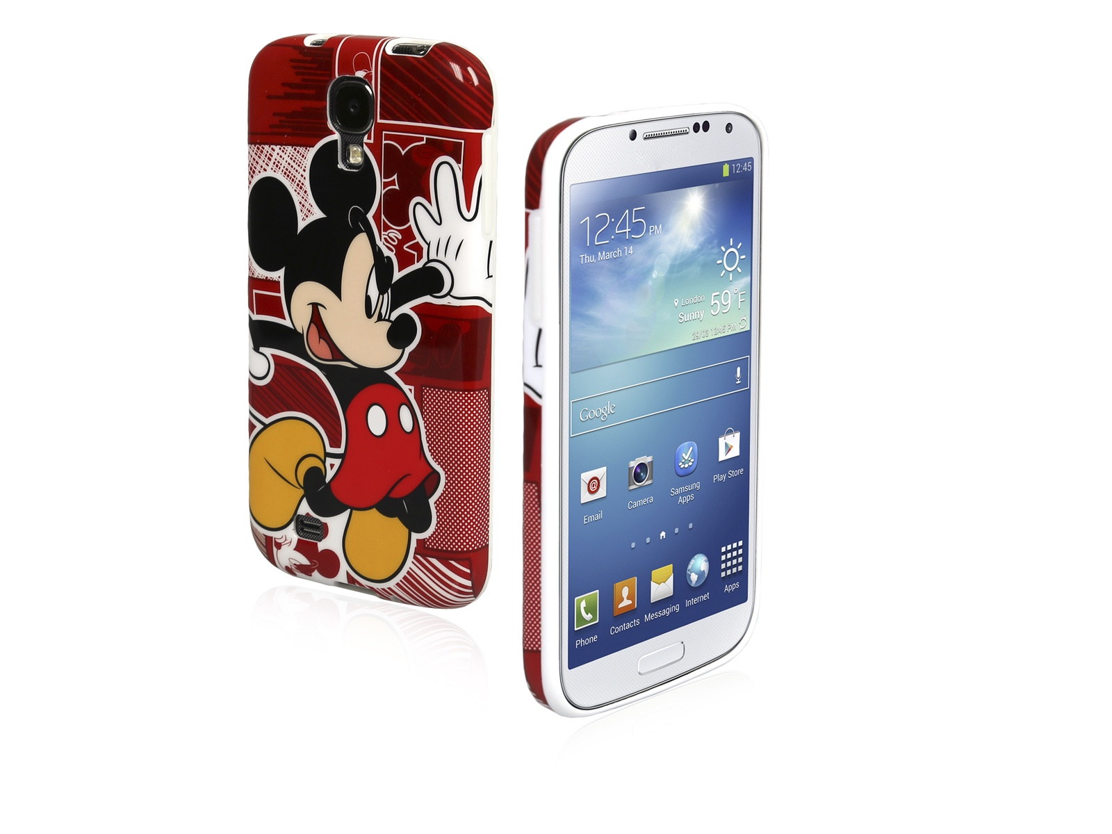 Чехол для Samsung Galaxy S4 151368