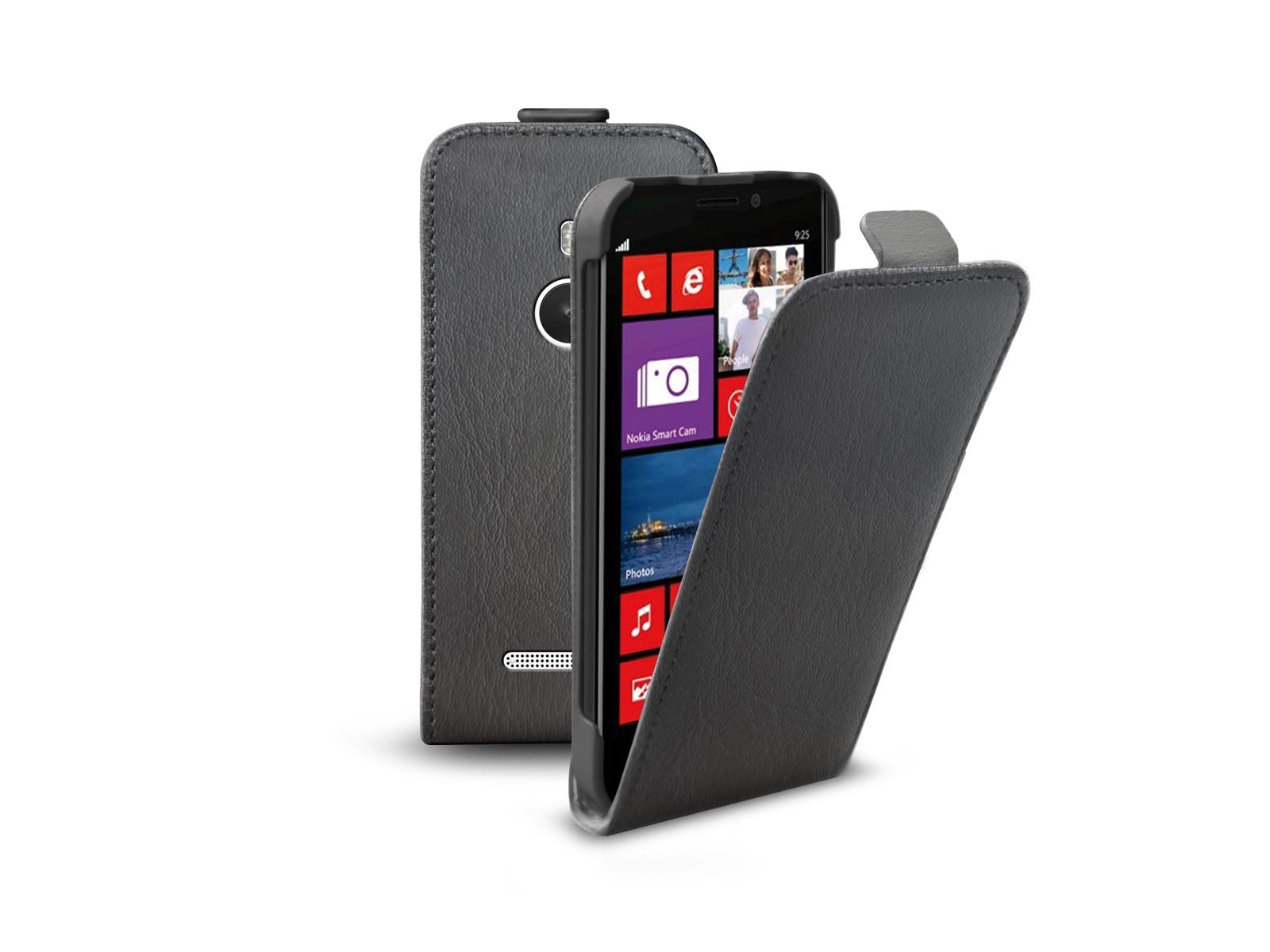 все цены на Флип-кейс SBS для Nokia Lumia 925 (магнит. застежка, черный) онлайн