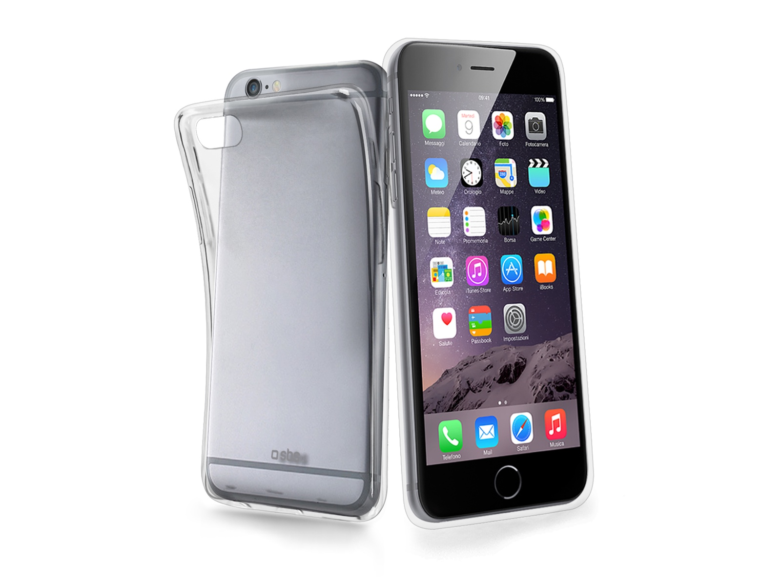 Чехол для Apple iPhone 6 Plus/6s Plus 234794