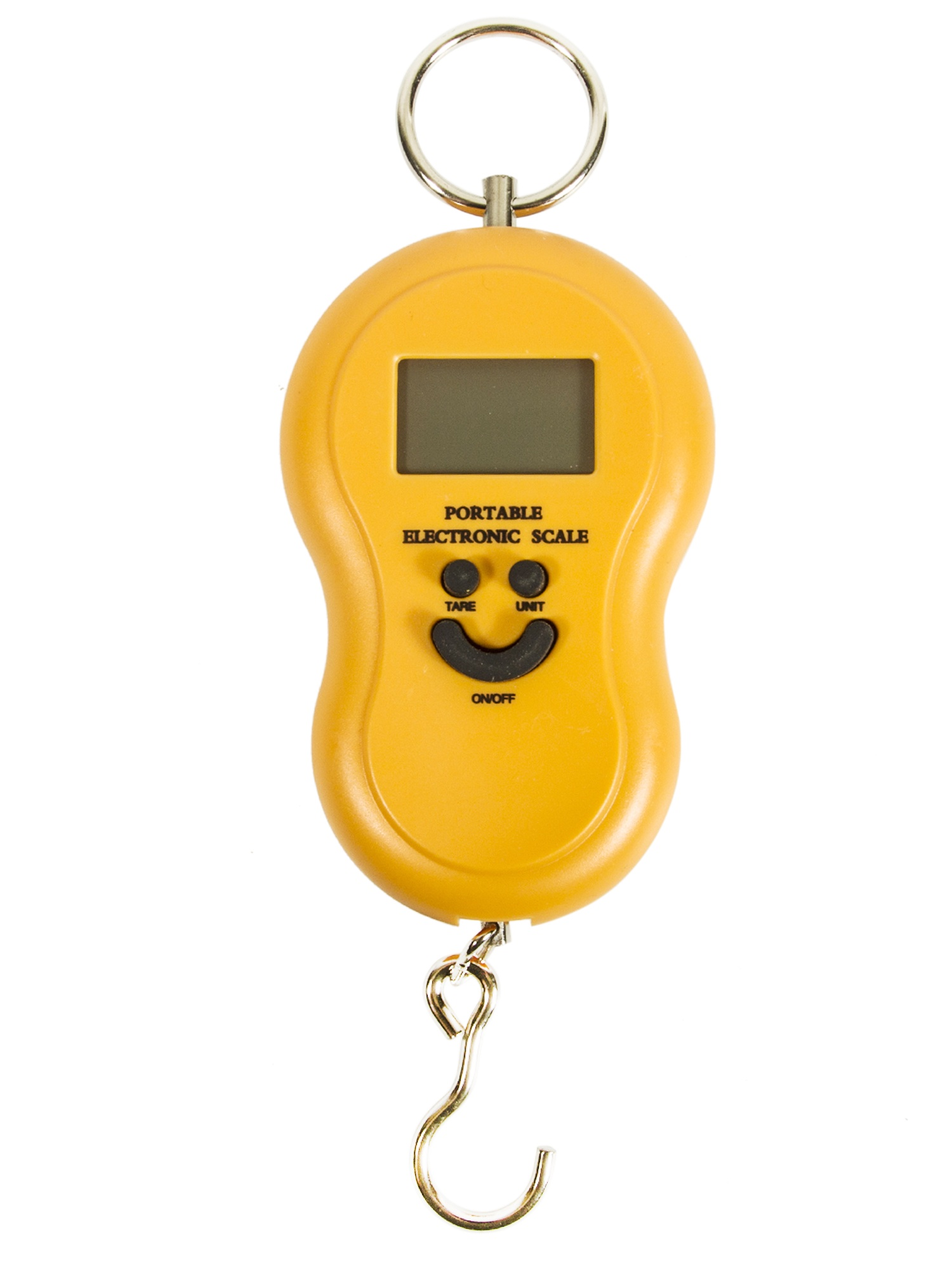 Весы для багажа Jeselvip yellow