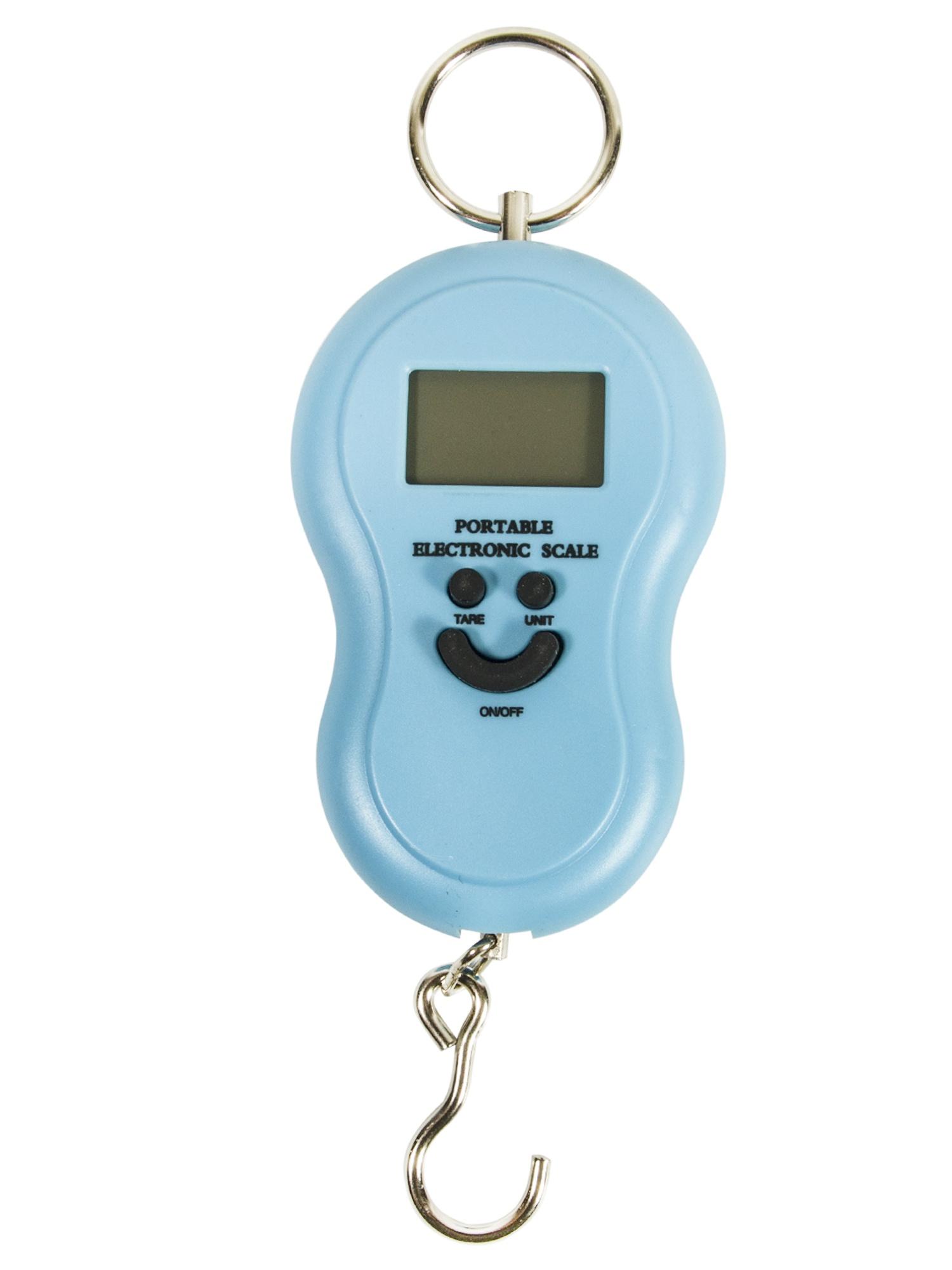 Весы для багажа Jeselvip blue