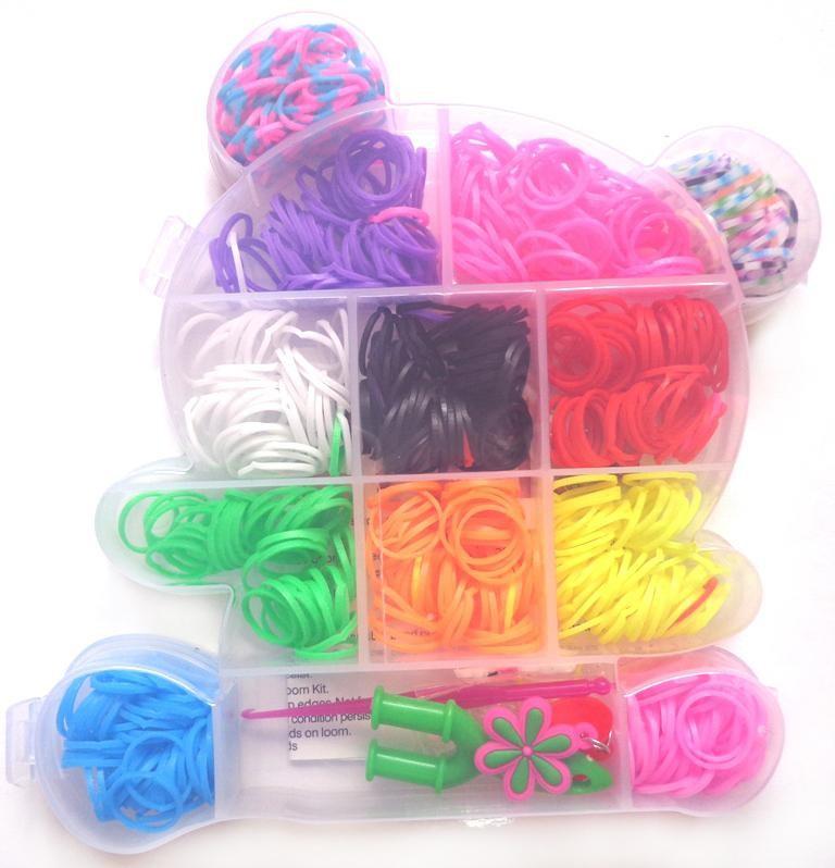 Набор резиночек для плетения Мишка, Migliores цена 2017