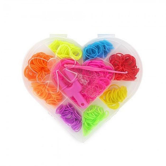 Набор резиночек для плетения Сердце, Migliores цена 2017