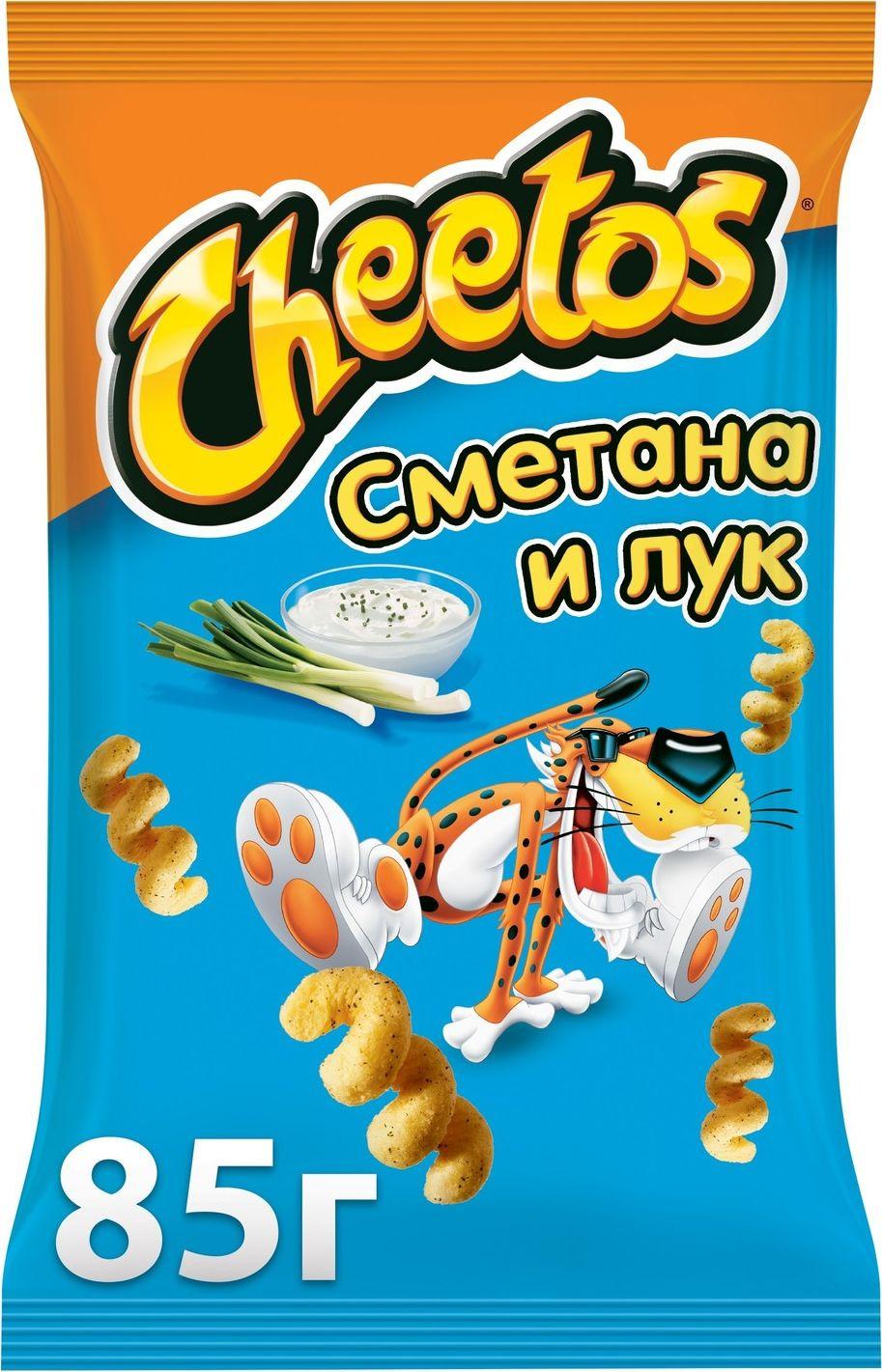 все цены на Чипсы Cheetos