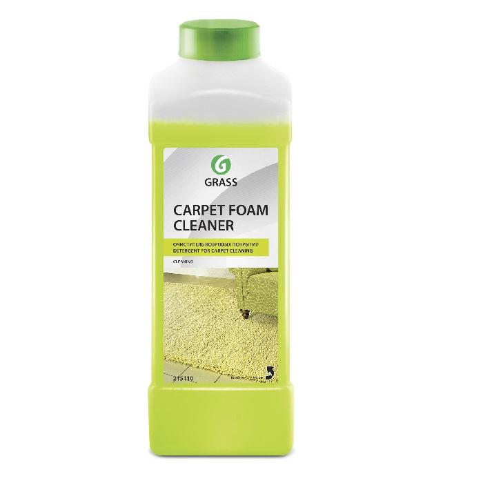 цена на Очиститель ковровых покрытий GraSS Carpet foam cleaner 1 л