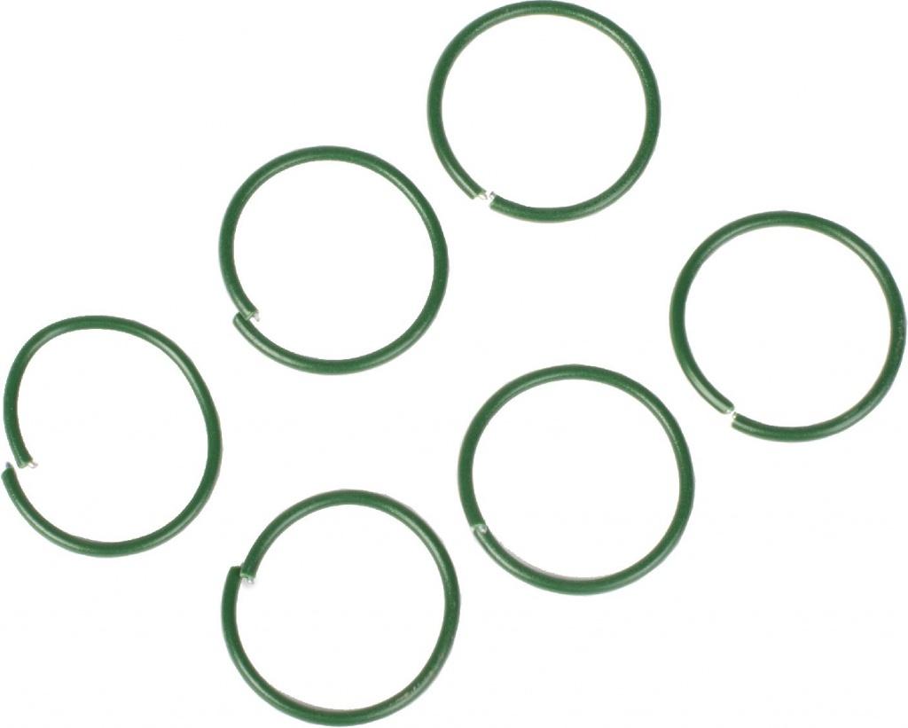 Кольца Listok для подвязки d2,8см 50шт