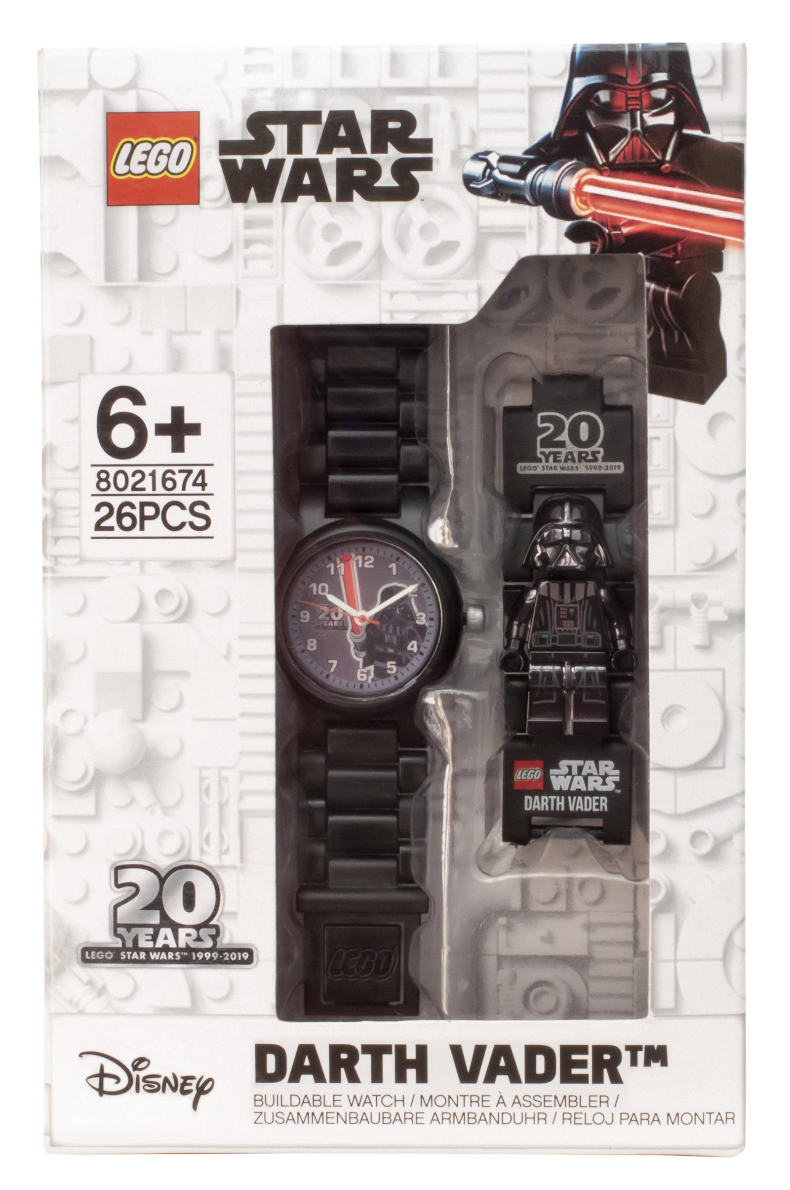 Наручные часы LEGO Darth Vader (Дарт Вейдер)