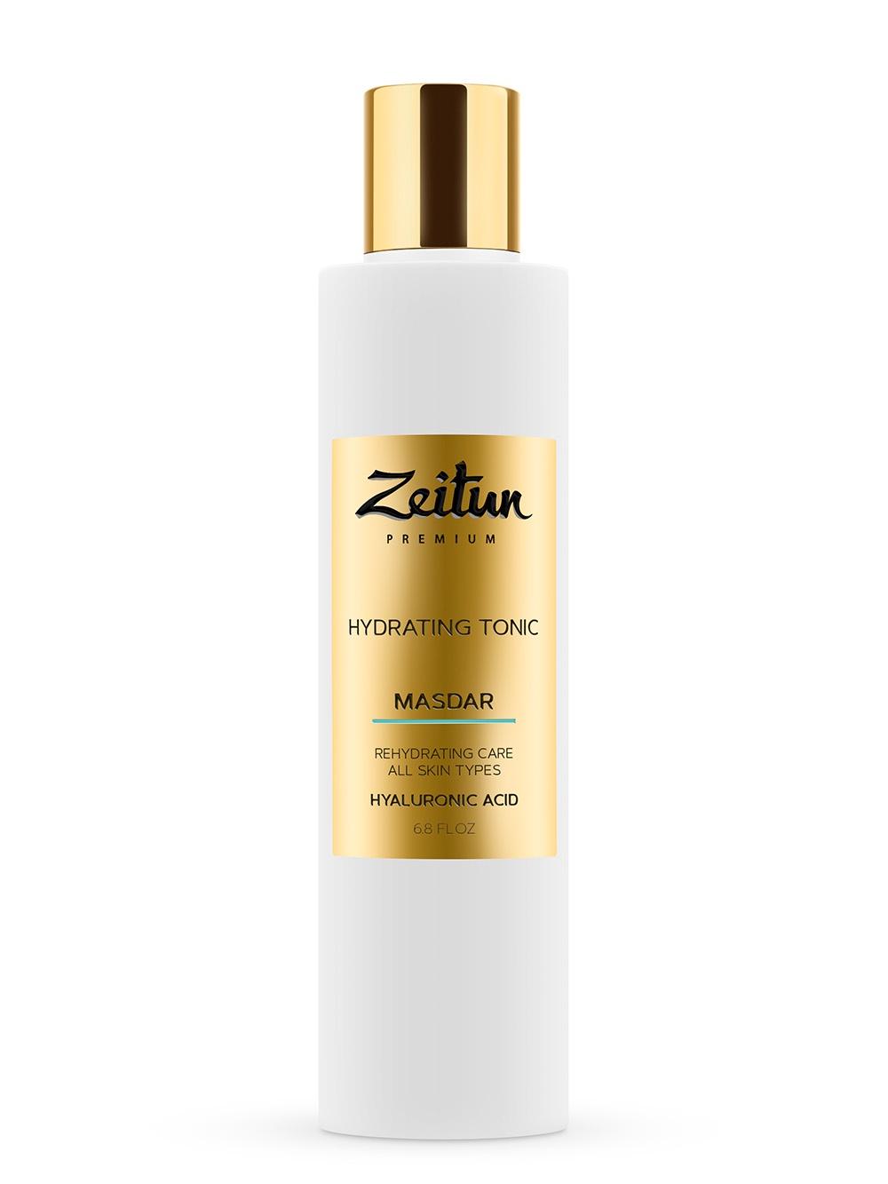 Увлажняющий тоник Masdar с гиалуроновой кислотой для всех типов кожи