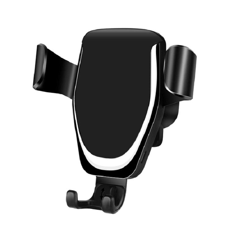 Фото - Автомобильная беспроводная зарядка, черная, 20х11х9 см беспроводная зарядка universal