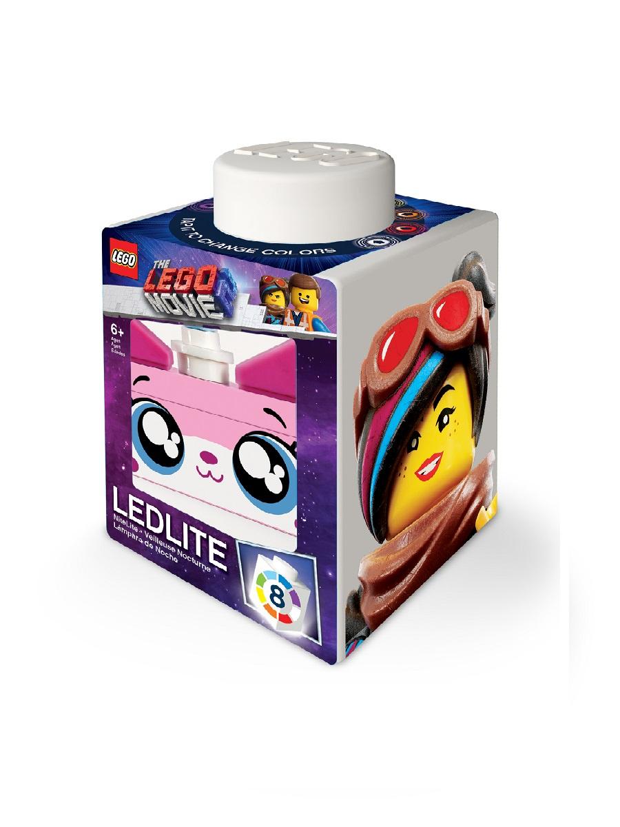 LGL-LP21 Фонарик силиконовый LEGO Movie 2 - Girls