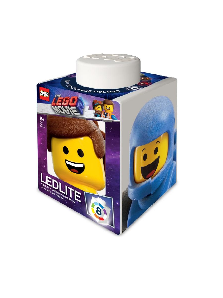 LGL-LP22 Фонарик силиконовый LEGO Movie 2 - Boys
