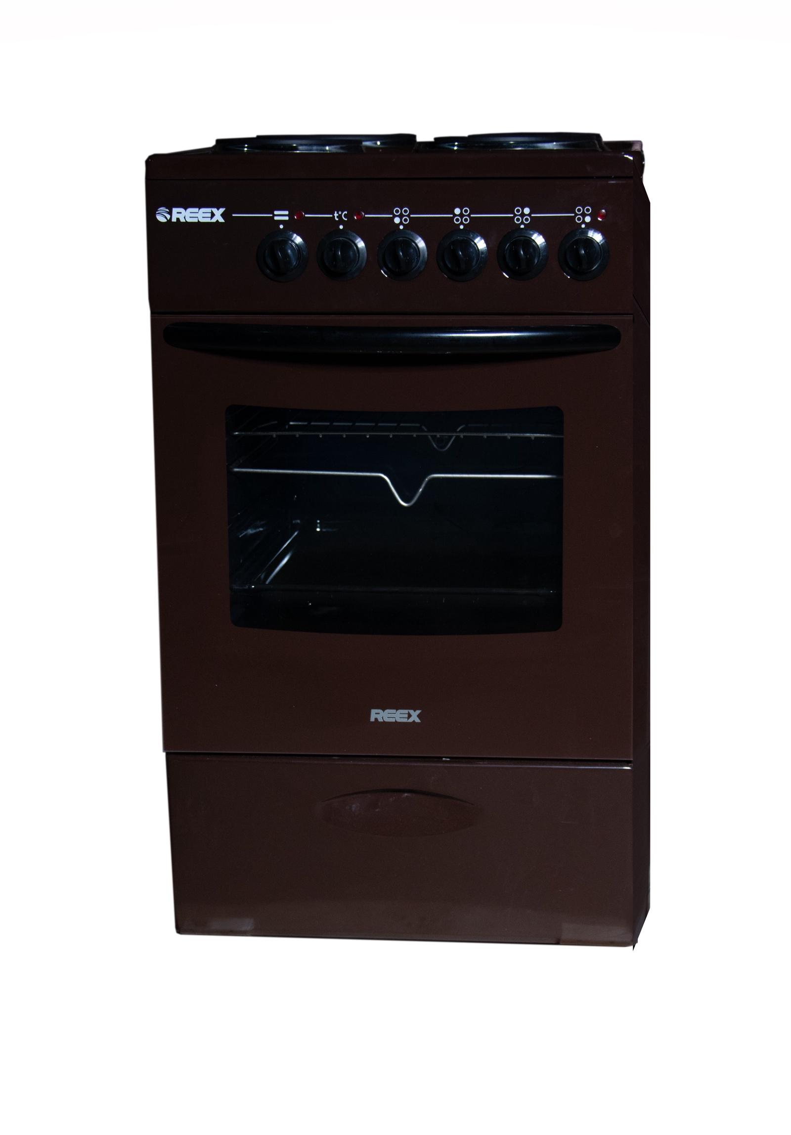 Электрическая плита CTE-54 sBn коричневый