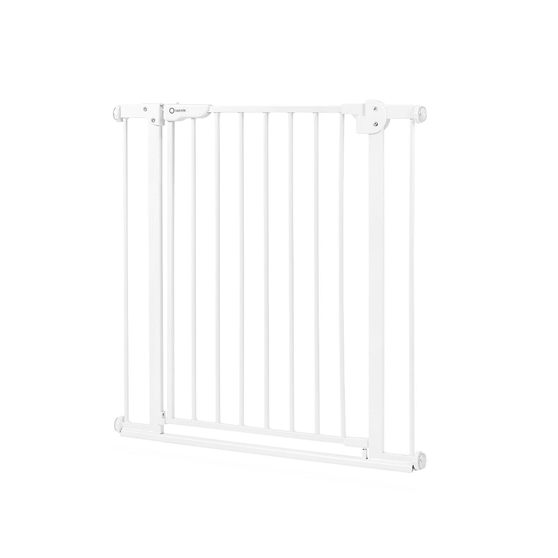 Ворота безопасности Lionelo LO-TRUUS Slim от 75-105 см ворота промышленные подъемные секционные с калиткой утепленные чертежи