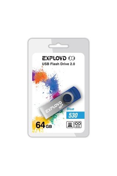 Флеш-накопитель USB 64GB Exployd 530