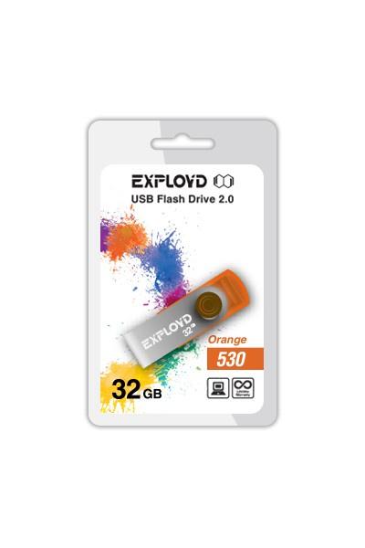 Флеш-накопитель USB 32GB Exployd 530