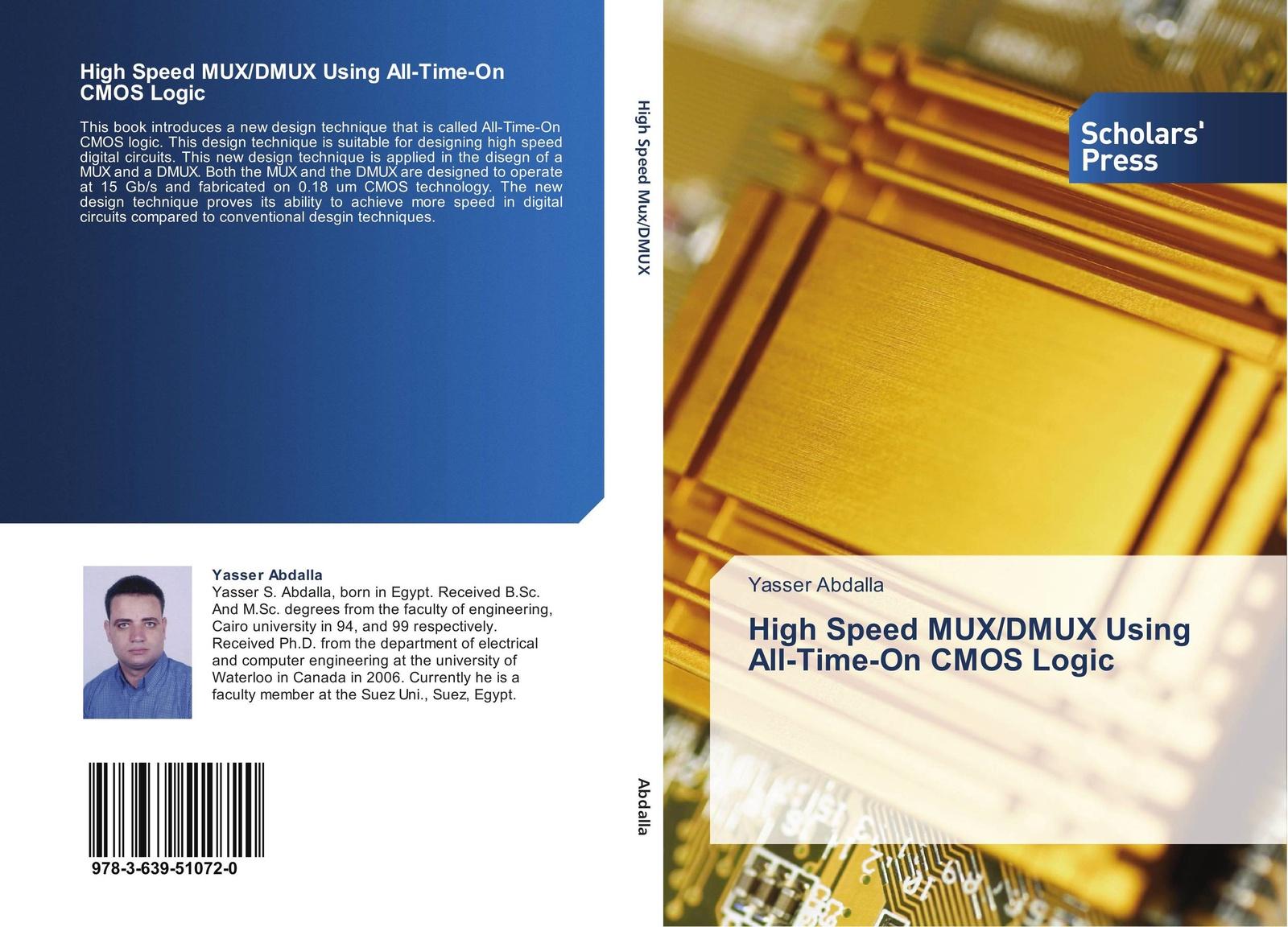 Yasser Abdalla High Speed MUX/DMUX Using All-Time-On CMOS Logic 100% tested good working high quality for original 460wsc4lv0 1 lt4619 lta460ws l03 logic board 98% new